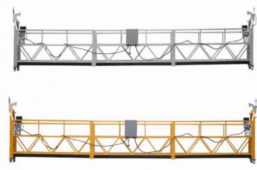 3-фазна јаже платформа врела поцинкована 7,5 метри zlp800a за ѕидно сликарство