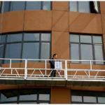 zlp630 прозорец чистење јаже суспендирана платформа