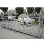 zlp630 јаже суспендирана платформа / електрични замав фаза / скеле за машина за чистење на прозорецот